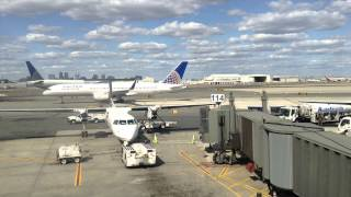 Action at Newark Liberty International Airport (part 2)