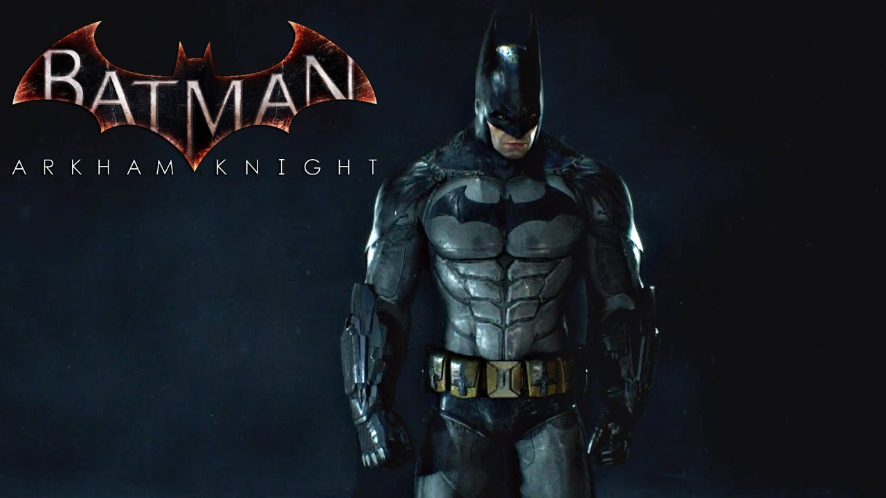 Batman Arkham Knight: Arkham City Skin Gameplay! - YouTube