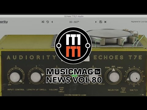 Musicmag TV News Выпуск 80: Patchblocks Minijam, Acidbox III от Erica Synth и др.