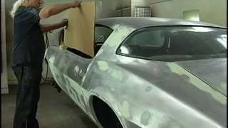 House Of Kolor Clips Part 2 - How To Paint A Car 2 - John Kosmoski 2