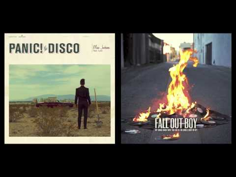 No One's Gonna Find Her In the Dark - Fall Out Boy X Panic! At the Disco Mash-up
