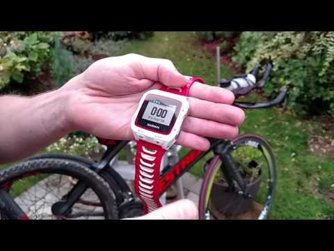 Garmin FR 920XT User Guide & Review