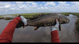 I caught a SWAMP MONSTER! Texas Kayak Fishing