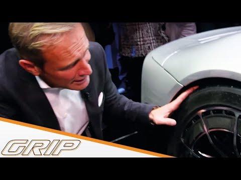 Mercedes AMG Project ONE |Weltpremiere auf der IAA |GRIP