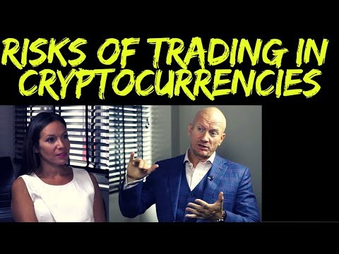 Risks of Trading in CryptoCurrencies