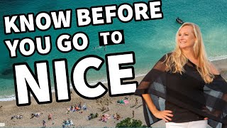 Before Going to Nice, France… | Nice France Tips, Advice & What To Do [Travel Guide]