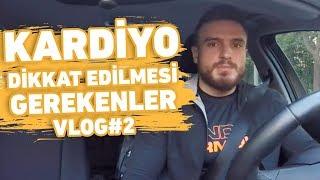 Yağ Yakmak İçin Kardiyo - HIIT - Dikkat Edilmesi Gerekenler   Vlog#2