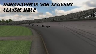 Indianapolis 500 Legends Wii Race #6 1966