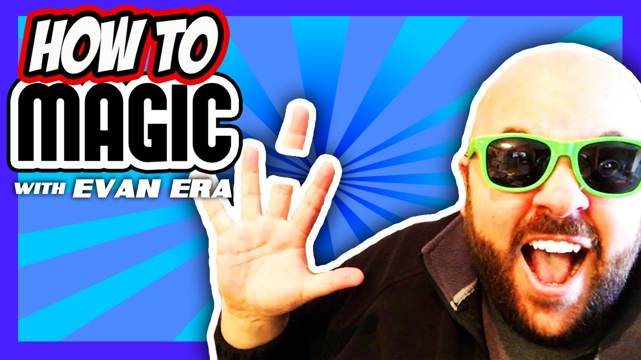 10 Magic Tricks with Hands Only - YouTube