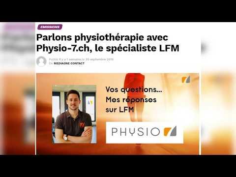 Interview et questions: LFM radio le spécialiste Physio 7