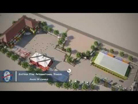 Eastern Star Schools - Pakse New Campus - Indoor