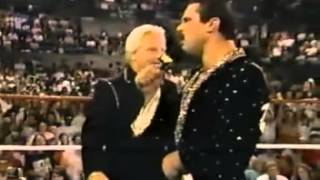 Ravishing Rick Rude Vs. Scott Colton (WWF Superstars Of Wrestling)