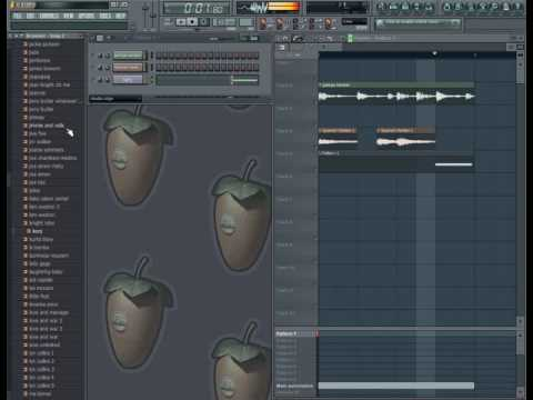 FL Studio Tutorial: How to make Cypress Hill - Insane in the Brain in 4 minutes mp3