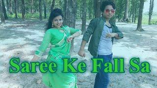 | Saree Ke Fall Sa | R...Rajkumar | Dance Cover | Linda & Deep | Antara Mitra & Nakasha Aziz |