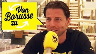 "Your 09 Questions for Roman Weidenfeller | ""From Borusse to Borusse"" 