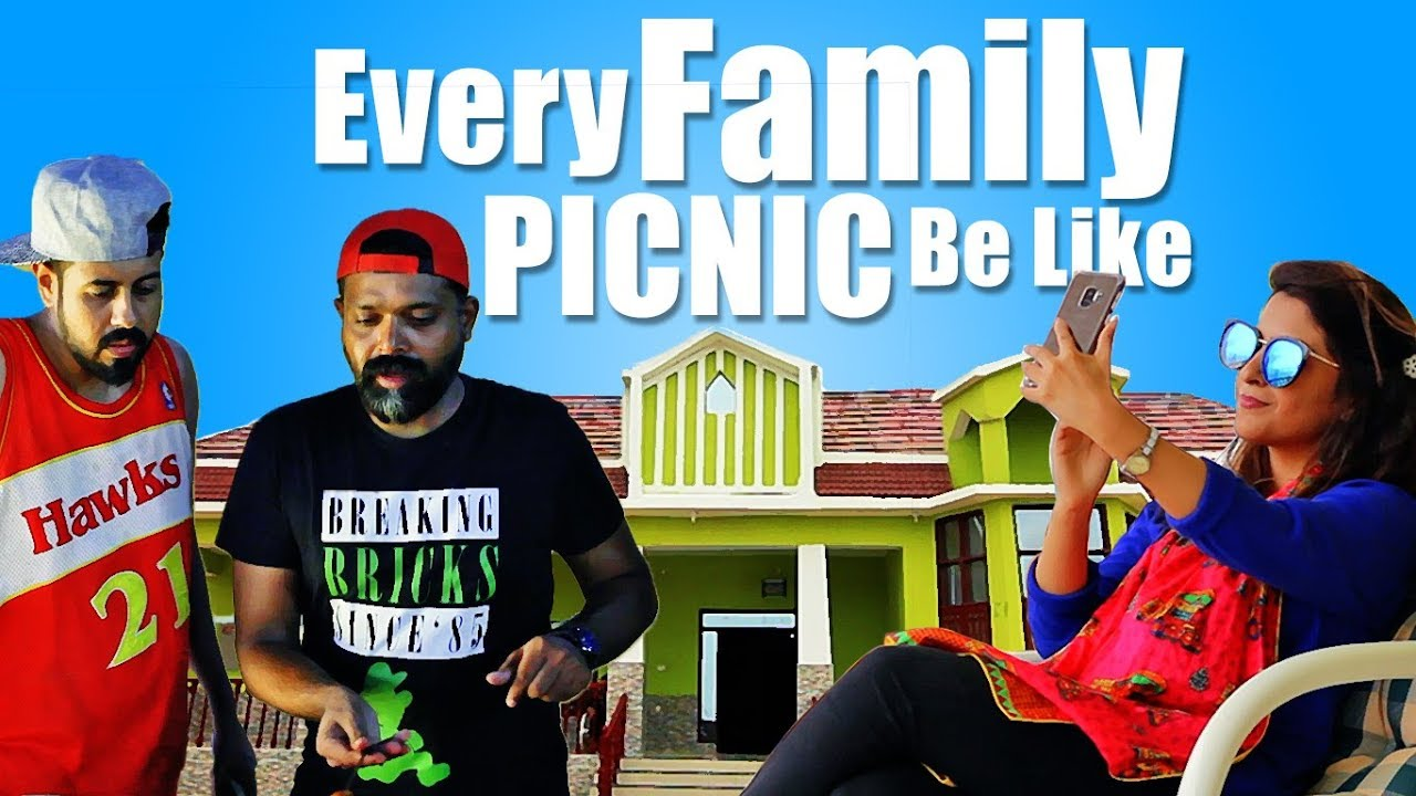 Every Family Picnic Be Like | Bekaar Films | Funny