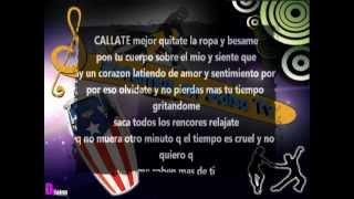 Callate Yan Collazos letra  {{{{ Estamos en Salsa Tv }}}}