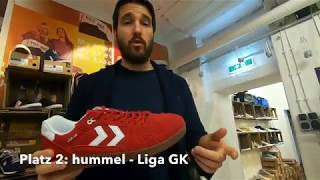 Top 5 Handballschuhe 18/19: Torhüter