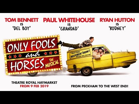 Only Fools and Horses is coming to the West End   Ticketmaster UK