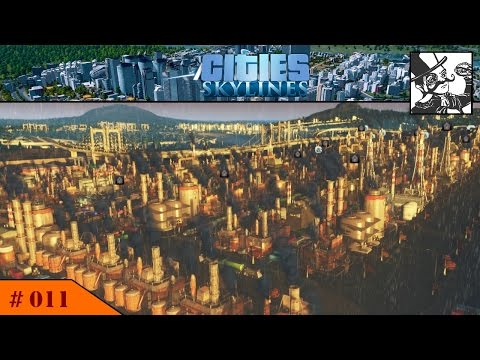 Cities Skylines: #011 Heavy Industry!