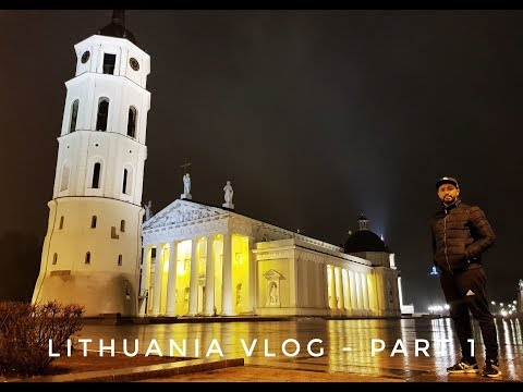 Trip to Lithuania - Part 1