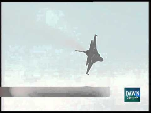 PAF firepower demonstration at the Sonmiani range
