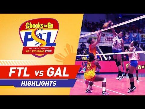Highlights: F2 Logistics vs. Generika-Ayala | PSL All-Filipino Conference 2018