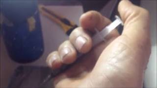Marcas de pedras no capô - Como Corrigir