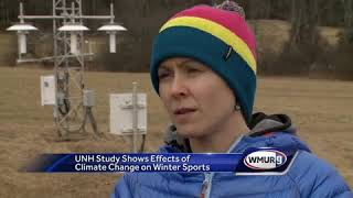 Report: Climate change will hurt winter sports