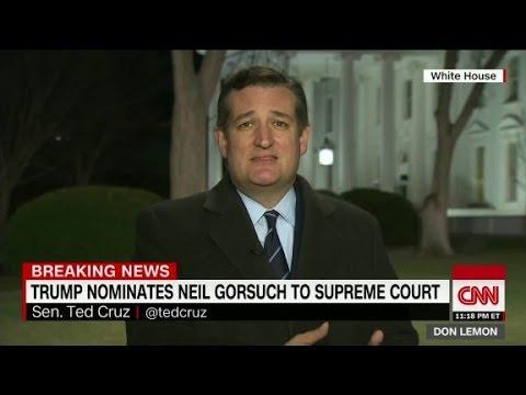 Sen. Ted Cruz: