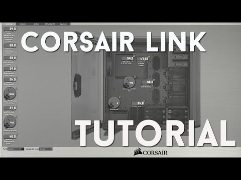 Corsair RM750i, review, unboxing y tutorial de Corsair LinkCorsair
