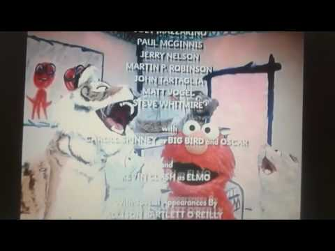 Elmo's World All About Animals Credits (with Celebrate the World)