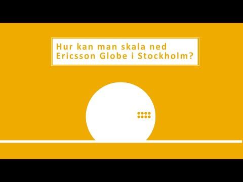 Upphandling - Ericsson Globe