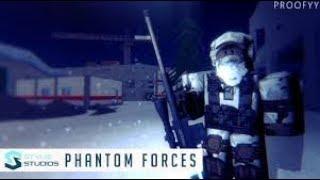 Jugando Phantom Forces Un Ratito Roblox