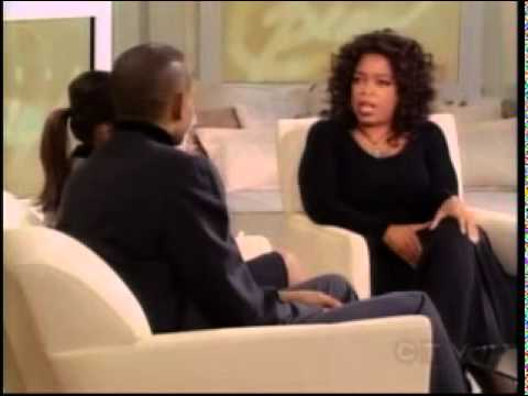 Tamia & Grant Hill - Oprah - November 14, 2007 - Part 2