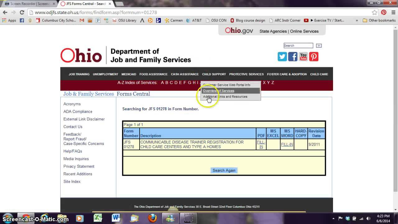 Food Stamp Website To Check Balance