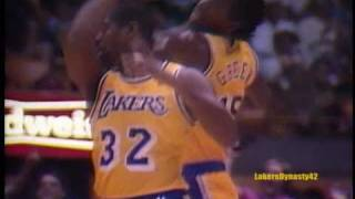 1986-87 Los Angeles Lakers: The Drive for Five Part 1/7
