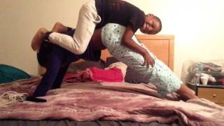 Yoga Challenge With Little Brother