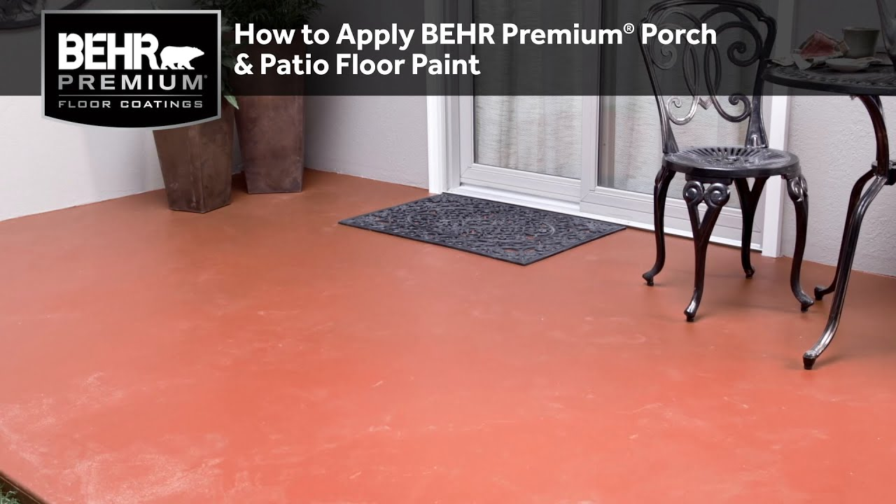 Ly Porch And Patio Floor Paint