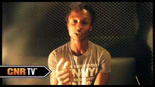 CNR TV - Reason (talks about his 3rd Music video)