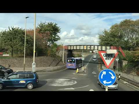 Full Route Visual | First Leicester 14 - Kirby Frith To Leicester | 35152 (SN65 OKD)