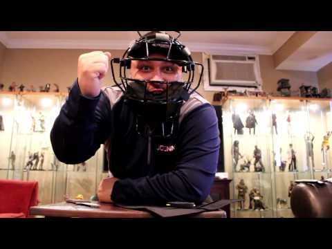 Onboxing Video Of Startup Umpire Baseball Equipment.