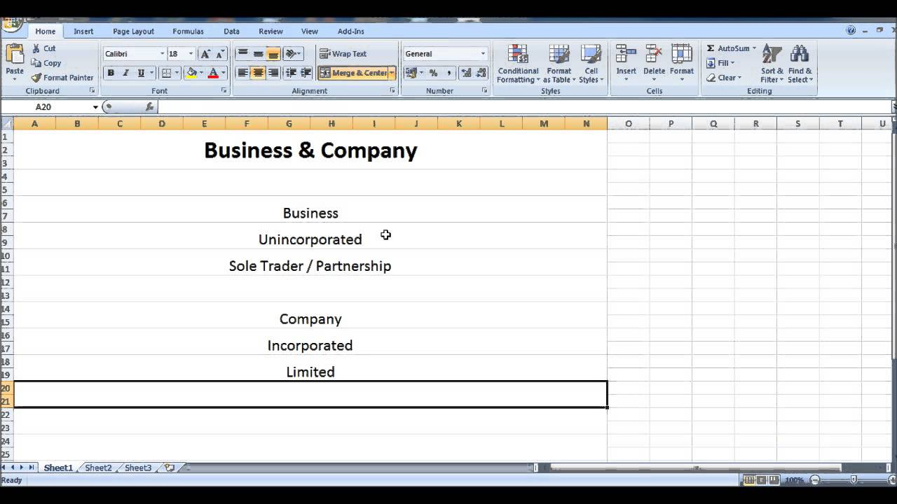 What is the difference between a business and a company?