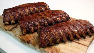 등갈비 바베큐 (Pork Rib BBQ) :  집에서 …