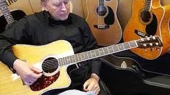 Acoustic Guitar Recommendation for Small Hands or Small Fingers