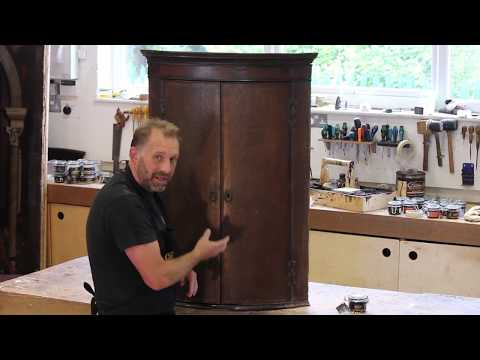 How to easily restore a finish - Gilboys Antique Restorers
