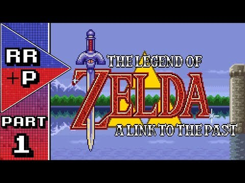 Link's Bizarre Adventure - Let's Play Zelda: A Link To The Past Blind (SNES Classic Mini) - Part 1
