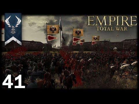 OUR COUNTER ATTACK BEGINS! - Empire Total War: Darthmod - Ottoman Empire #41