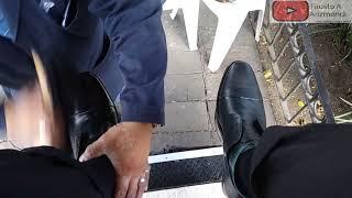 S2E104 Mr. Shoe shiner clean b…