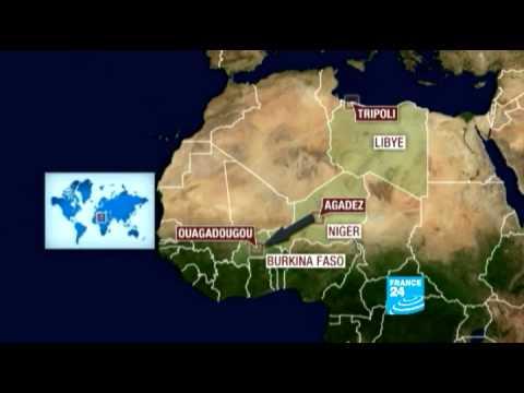 Niger : Passage d'un convoi en provenance de Libye